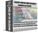 hard drive recovery verification tool