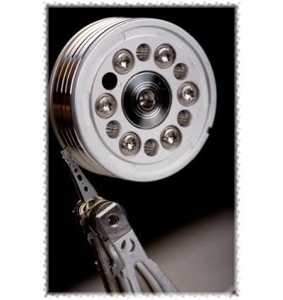 hard drive spindles bearings