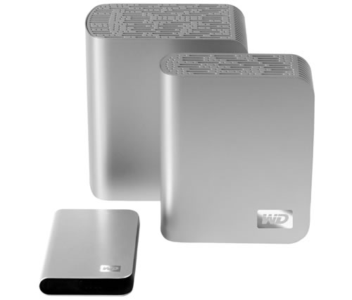 New Western Digital 2 TB External Hard Drive Recovery