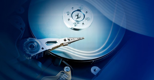 DTI hard drive recovery