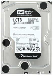 WD1001FALS Western Digital 1Tb Hard Drive