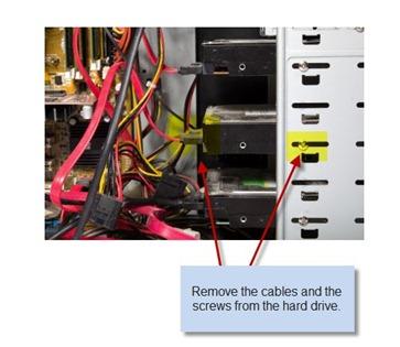 remove-hard-disk-drive